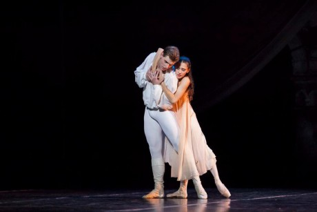 Romeo and Juliet, Photo © Mirka Kleemola, Finnish National Opera, Choreography - John Cranko, Music - Serge Prokofiev (16)