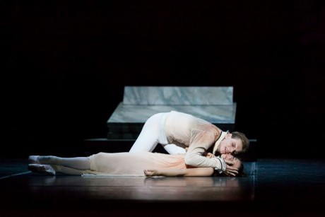 Romeo and Juliet, Photo © Mirka Kleemola, Finnish National Opera, Choreography - John Cranko, Music - Serge Prokofiev (20)