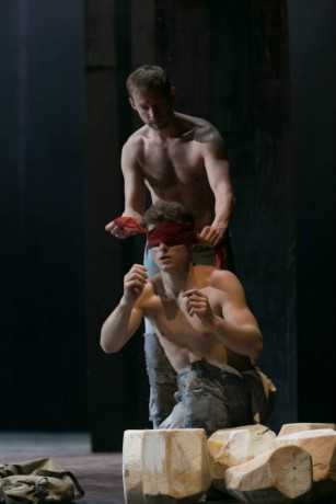Seven Brothers, Finnish National Operahouse,  Photo © Sakari Viika, Choreography – Marjo Kuusela (2)