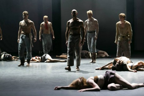 Seven Brothers, Finnish National Operahouse,  Photo © Sakari Viika, Choreography – Marjo Kuusela (5)