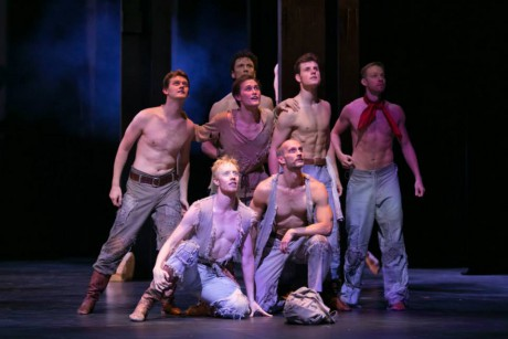 Seven Brothers, Finnish National Operahouse,  Photo © Sakari Viika, Choreography – Marjo Kuusela (6)