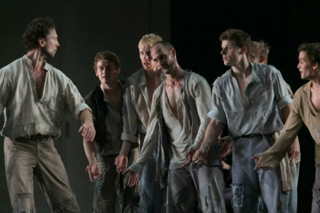Seven Brothers, Finnish National Operahouse,  Photo © Sakari Viika, Choreography – Marjo Kuusela (7)