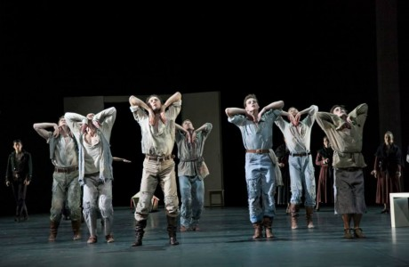 Seven Brothers, Finnish National Operahouse,  Photo © Sakari Viika, Choreography – Marjo Kuusela (10)