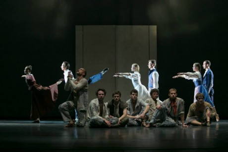 Seven Brothers, Finnish National Operahouse,  Photo © Sakari Viika, Choreography – Marjo Kuusela (12)