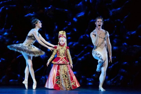 Midsummer Night's Dream, Photo - Sakari Viika, FNB, Michal Krcmar - Oberon (5)