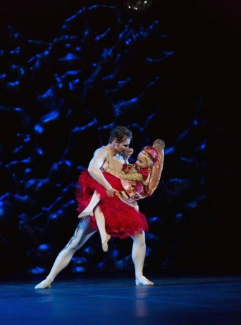 Midsummer Night's Dream, Photo - Sakari Viika, FNB, Michal Krcmar - Oberon (10)
