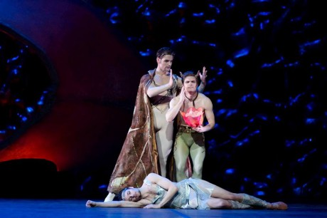 Midsummer Night's Dream, Photo - Sakari Viika, FNB, Michal Krcmar - Oberon (11)