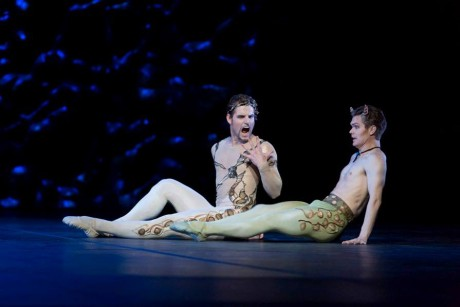 Midsummer Night's Dream, Photo - Sakari Viika, FNB, Michal Krcmar - Oberon (12)
