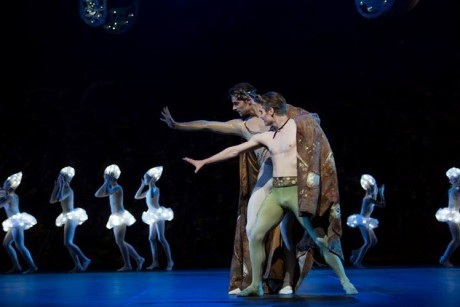 Midsummer Night's Dream, Photo - Sakari Viika, FNB, Michal Krcmar - Oberon (14)