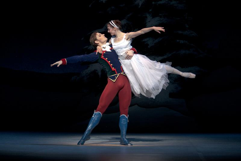 The Nutcracker and the Mouse King chor: Wayne Eagling and Toer van Schayk, © Sakari Viika 1