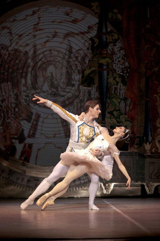 The Nutcracker and the Mouse King chor: Wayne Eagling and Toer van Schayk, © Sakari Viika 6