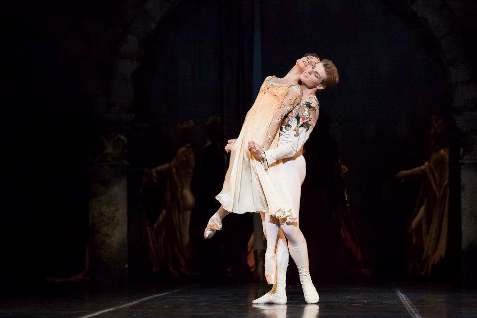 Romeo and Juliet, Photo © Mirka Kleemola, Finnish National Opera, Choreography - John Cranko, Music - Serge Prokofiev,  (6)