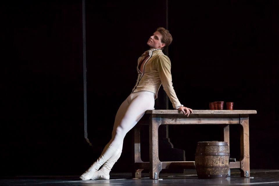 Romeo and Juliet, Photo © Mirka Kleemola, Finnish National Opera, Choreography - John Cranko, Music - Serge Prokofiev (13)