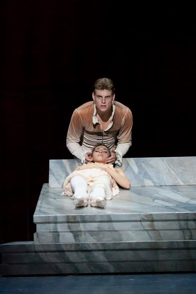 Romeo and Juliet, Photo © Mirka Kleemola, Finnish National Opera, Choreography - John Cranko, Music - Serge Prokofiev (21)
