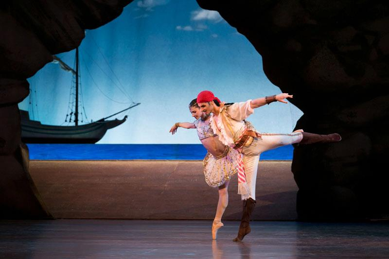Le Corsaire - Merirosvo, Choreogrphy after M.Petipa Ivan Liska Photo © Sakari Viika (8)