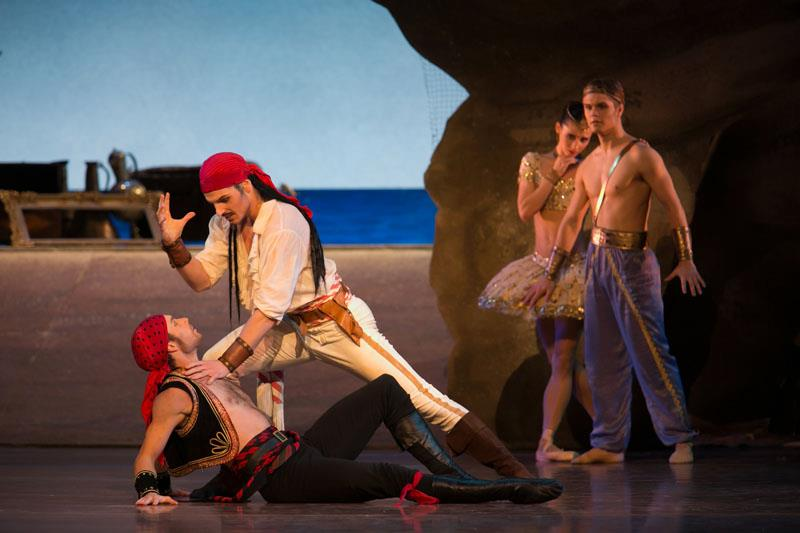 Le Corsaire - Merirosvo, Choreogrphy after M.Petipa Ivan Liska Photo © Sakari Viika (14)