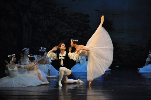Sisi Qiu and Michal Krcmar - Les Sylphides