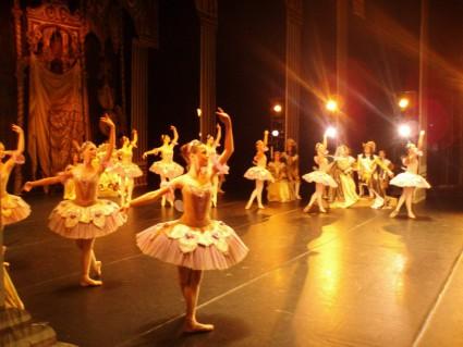 Bohemia Balet v Norinberku - Šíková Růženka