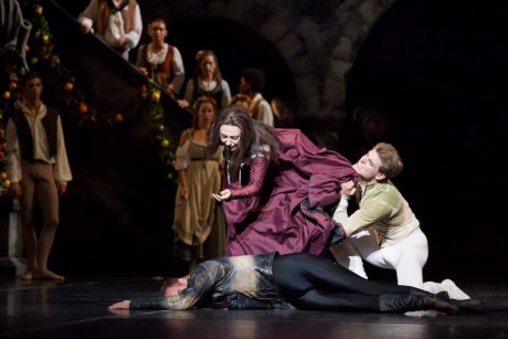Romeo and Juliet, Photo © Mirka Kleemola, Finnish National Opera, Choreography - John Cranko, Music - Serge Prokofiev (15)