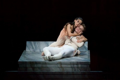 Romeo and Juliet, Photo © Mirka Kleemola, Finnish National Opera, Choreography - John Cranko, Music - Serge Prokofiev (22)