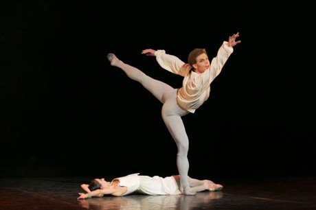 Manon - Sir Kenneth MacMillan, Photo © Sakari Viika, Manon - Petia Ilieva, Des Grieux - Michal Krcmar (13)