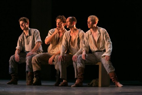Seven Brothers, Finnish National Operahouse,  Photo © Sakari Viika, Choreography – Marjo Kuusela (1)
