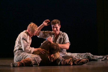 Seven Brothers, Finnish National Operahouse,  Photo © Sakari Viika, Choreography – Marjo Kuusela (4)