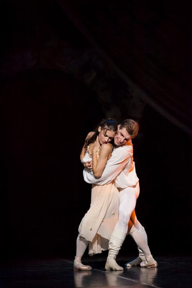 Romeo and Juliet, Photo © Mirka Kleemola, Finnish National Opera, Choreography - John Cranko, Music - Serge Prokofiev (18)