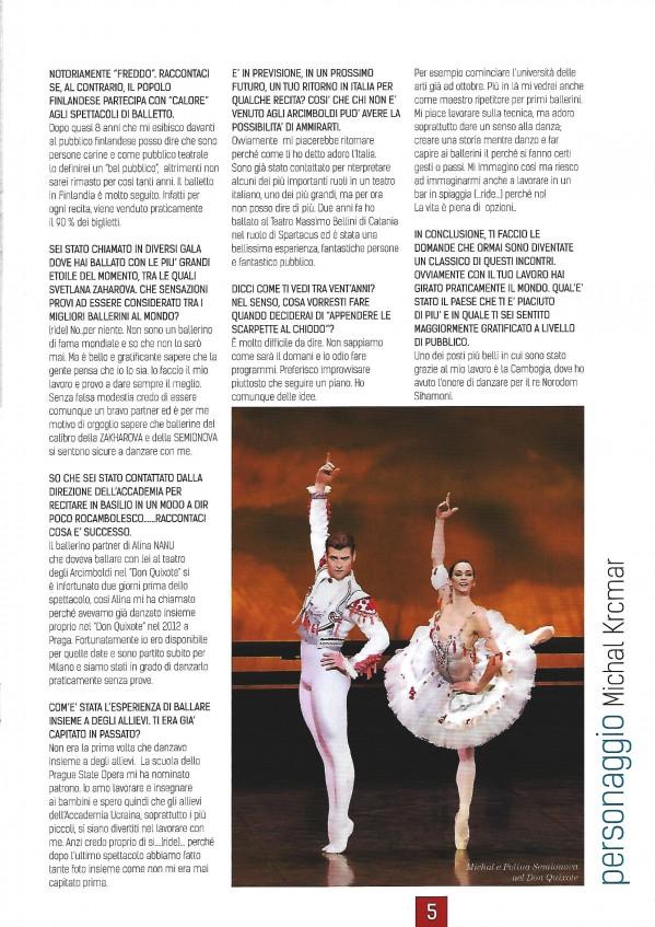 balletto ballerini sito di incontri