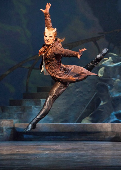 Michal Krcmar Beauty and Beast Finnish National Ballet